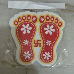 PVC Diwali Printed Stickers