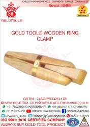 Wooden Ring Clamp