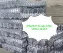Compact Chain Link Fence Rolls