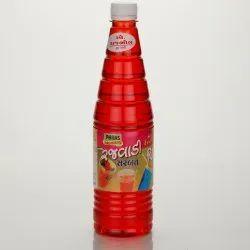 Orange 700ml Rajbhog Sharbat Drink, Liquid, Packaging Type: Bottle