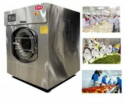Industrial Laundry Equipment For Food Industry