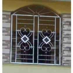 Stainless Steel SS316 Window Grills, Material Grade: 316 Grade