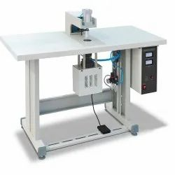 Manual Non Woven Bag Handle Attaching Loop Machine, For Industrial, Capacity: 5-35