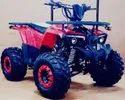 125CC Red Neo Plus ATV Quad Bike