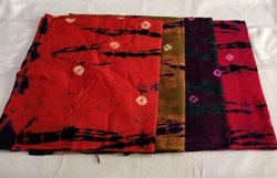 Cotton Batik Nighty Material, Free Size