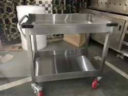 Material Feeding Trolley