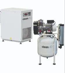 1.5 -2.5 HP Oil Free Piston Compressors