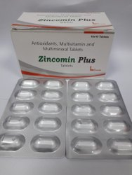 Antioxidants, Mutivitamin NAD Multimineral Tablets