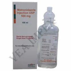 Metronidazole Intravenous Infusion