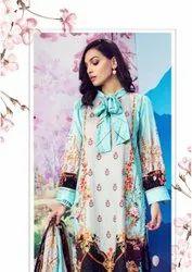 Keval Alija B Vol 4 Heavy Cotton Karachi Printed Dress Material Catalog
