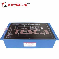 BCD to Seven Segment Display Trainer