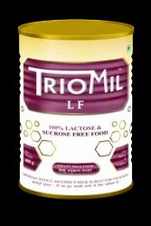 Triomil LF (Lactose Free) - 400 G, Packaging Type: Tin