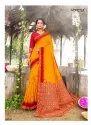 Lifestyle Kashyapi Vol 1 Naylon Silk Saree Catalog