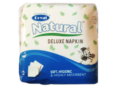 Royal Natural Deluxe  Tissue Napkin 100