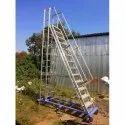 Aluminium Airport Ladder