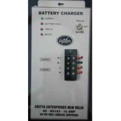 AE-BS103 Industrial Generator Battery Charger
