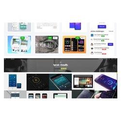Web UX Graphic Designing Service