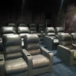 RECLINER CHAIR MULTIPLEX AND HOME THEATRE