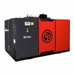 Chicago Pneumatic Cp Silent Oil Free Air Compressor, Packaging Type: Canopy