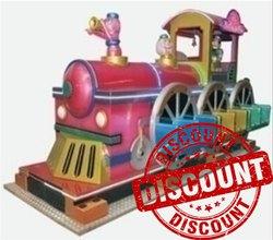 Kiddie Amusement Ride Game - Wave Train