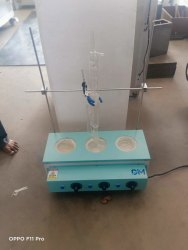 Soxhlet Extraction Heater Apparatus