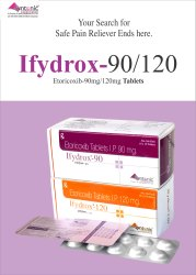 Ifydrox-120 Tablet Etoricoxib 120mg