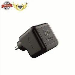 Black Travel Ubon Mobile Charger