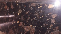 Indian Marble Polished Finish Bassi Galaxy Granite, Thickness: 20 mm, Size: 8x5 Feet