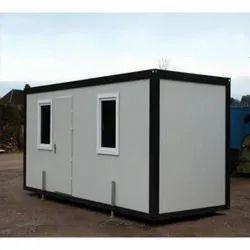 Office Rectangular Portable Cabins