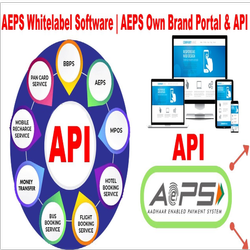 Aadhaar Enabled Payment System API White Label Software