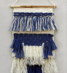 Hand woven Tapestry wall hanging