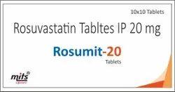 Rosuvastatin 20mg Tablets