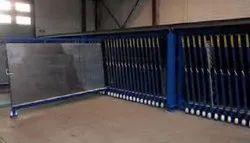 Vertical Sheet Metal Storage System