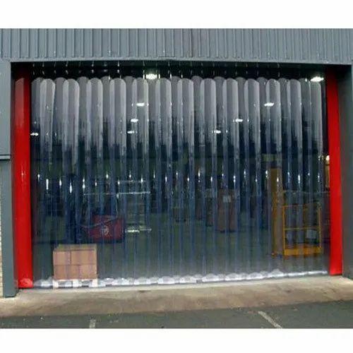 Industrial PVC Strips Blind