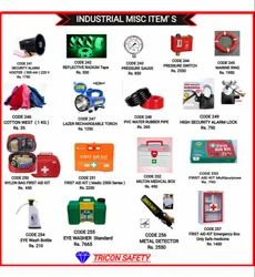 Miscellaneous & Industrial Products