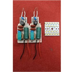 20W LED Driver With MCPCB