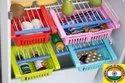 Plastic Kitchen Refrigerator Storage Rack