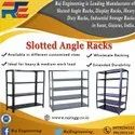 Grey Cloth Stacking Rack