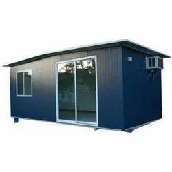 Steel Portable Site Office Cabin