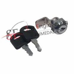 Capsule Panel Key Lock