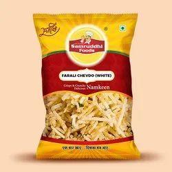 spicy Farari Chevda (White), Packaging Size: 200 Grams, 25 Kg