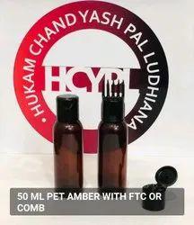 60 ml Hair Oil Bottle