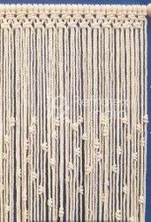 Natural Macrame Curtain