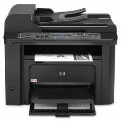 Monochrome HP LJ M1536DNF MFP Printer, For Office