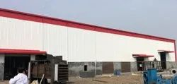 Prefabricated Factory Shed  And Structure
