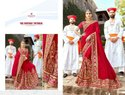 Kalista Fashions Virasat Vichitra Silk With Embroidery Saree Catalog
