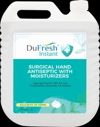 DuFresh Instant (5ltr) - Hand Antiseptic With Moisturizers