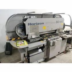 Mild Steel Horizon BQ 440 Perfect Binding Machine