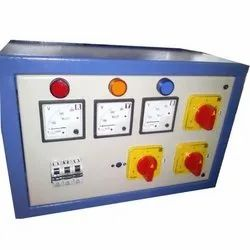 Three Phase Manual Voltage Stabilizer