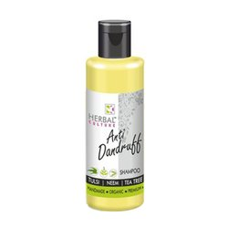 Herbal Culture Anti Dandruff Shampoo, Packaging Size: 100 Ml